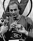 1983 Montreal Canadiens GUY LAFLEUR Glossy 8x10 Photo 500th Goal Print Poster