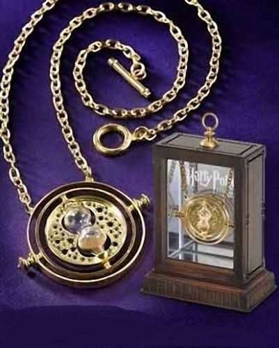 HARRY POTTER HERMIONE 24K GOLD TIME TURNER PROP REPLICA ...