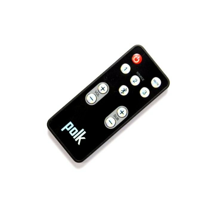 NEW POLK AUDIO RE1503-1 SURROUNDBAR REMOTE CONTROL RE15031