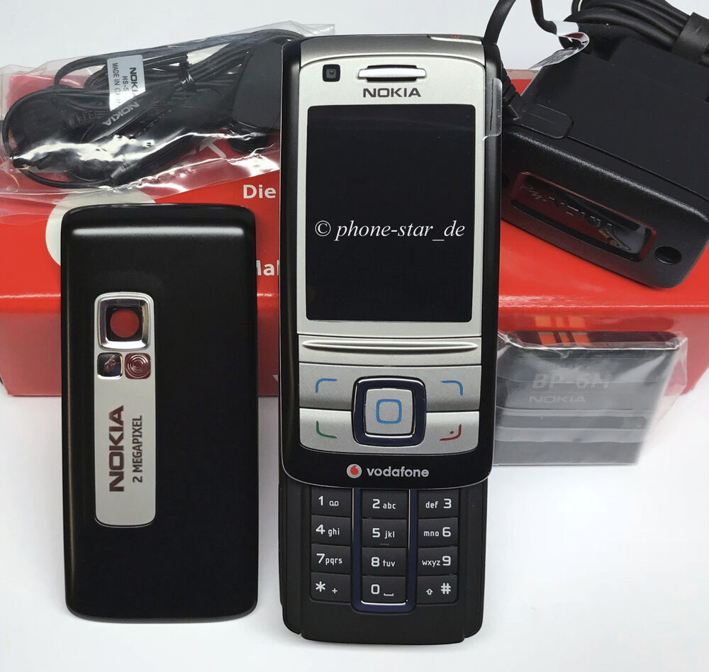 original nokia 6280 rm 78 business handy mobile phone slider kamera neu new box 6417182461491 ebay. Black Bedroom Furniture Sets. Home Design Ideas