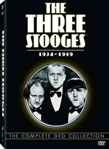 The Three Stooges: 1934-1959: The Complete DVD Collection [New DVD] Boxed Set,