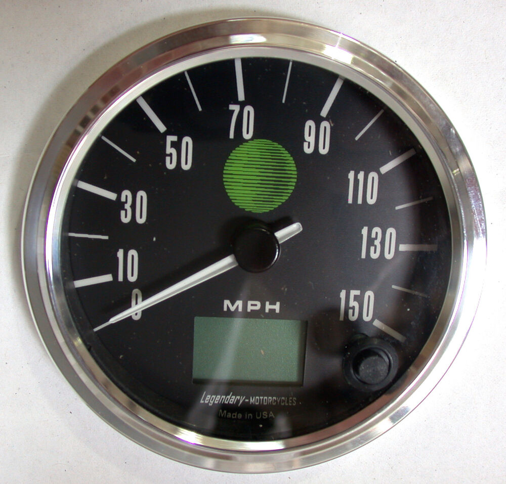 Watch For Motorcycles >> Norton Style Speedometer GPS Motorcycles and Commando