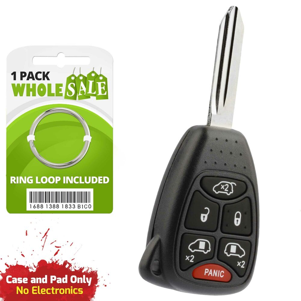 Replacement For 2004 2005 Chrysler Town & Country Key Fob