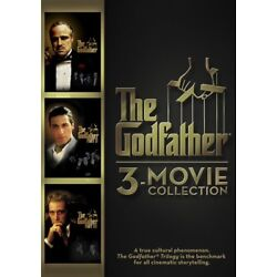 Kyпить The Godfather: 3-Movie Collection [New DVD] Dubbed, Subtitled, Widescr на еВаy.соm