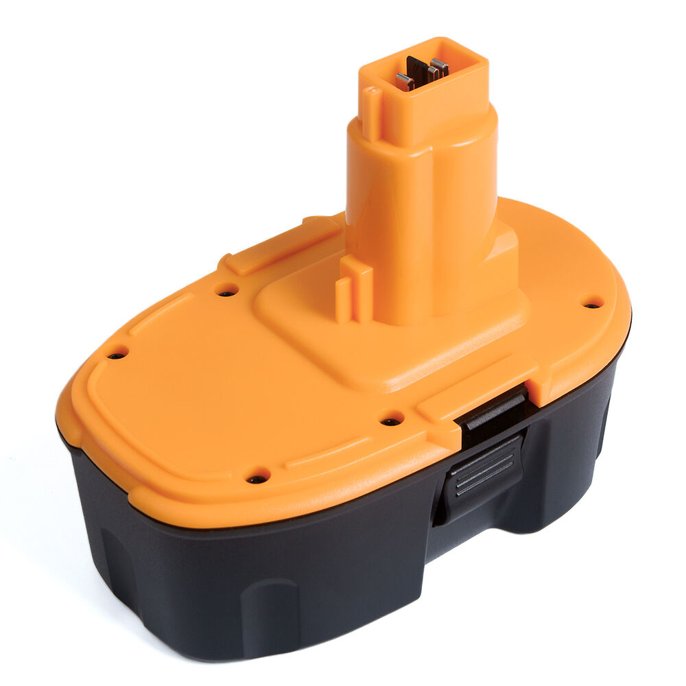 New 18V 2.0Ah Battery Replacement For Dewalt XRP DC9096