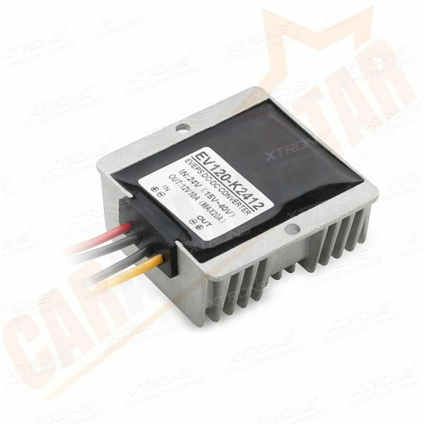 Dc dc 24v to 12v voltage converter power adapter regulator for Waterproof dc motor 12v