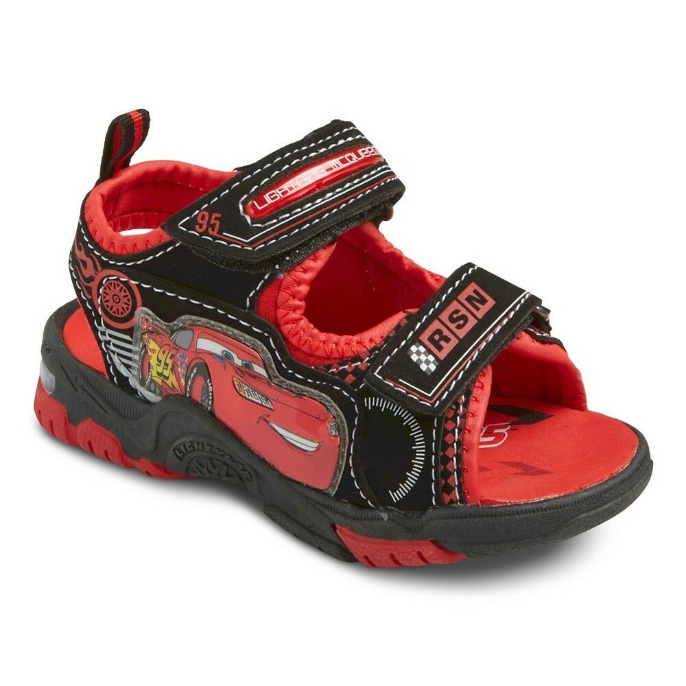 Cars Light Up Shoes Size