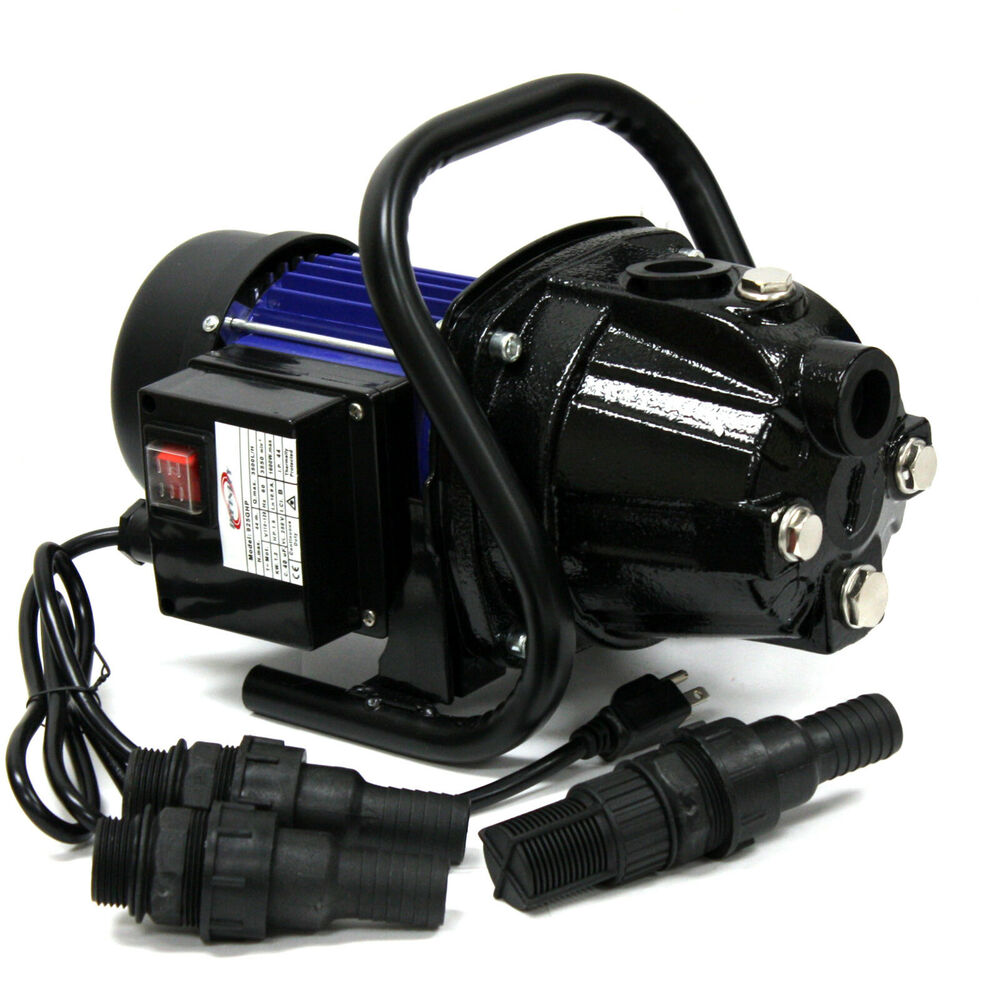 1200w 1 6hp 110v 1000gph Stainless Steel Jet Booster Water