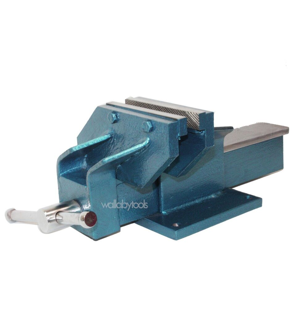 Hd 6 Utility Engineered Steel Work Shop Offset Bench Vise Ebay