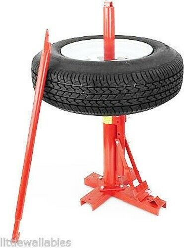 Manual Portable Hand Tire Changer Bead Breaker Mounting ...