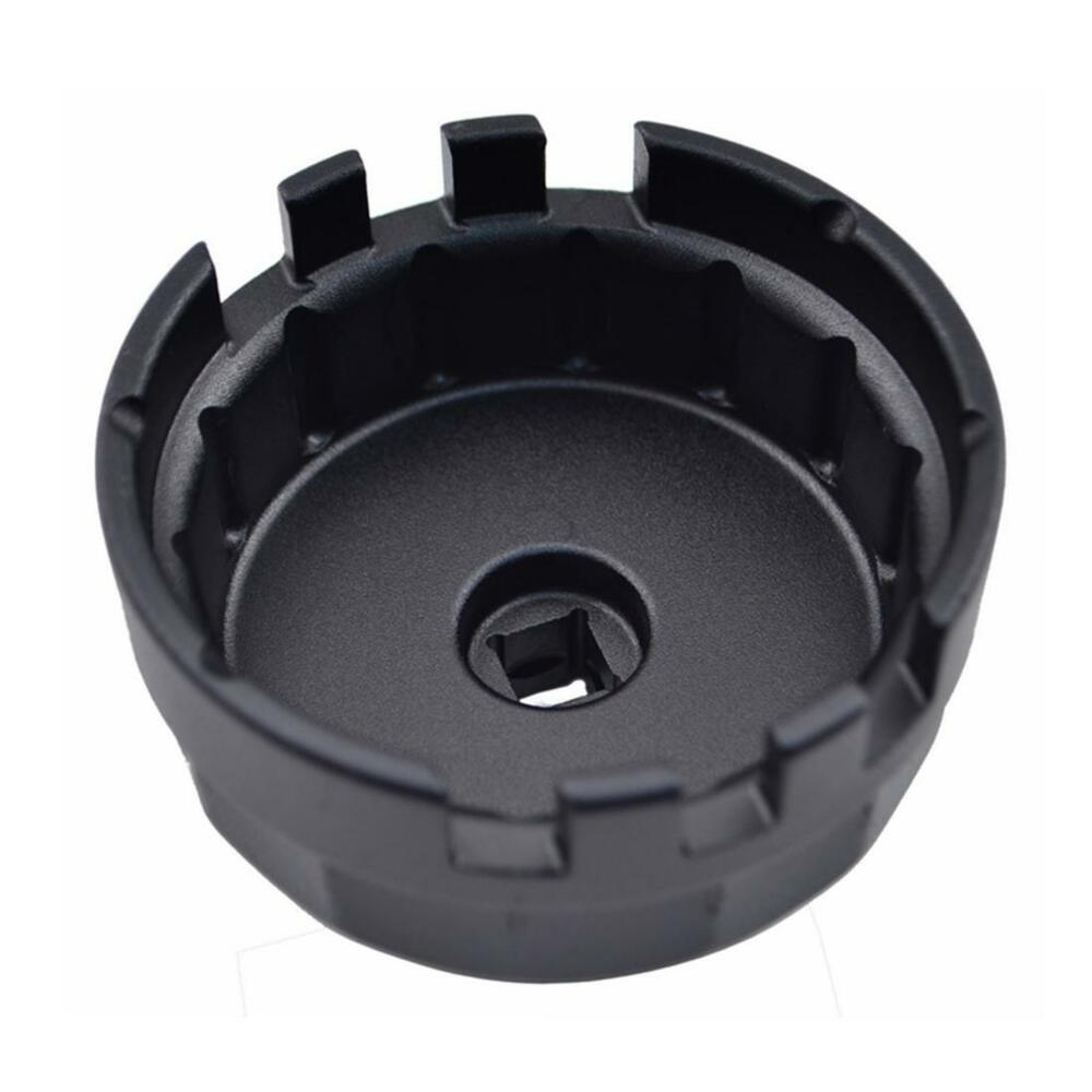 14 Flutes Oil Filter Wrench Cap Housing Tool For Toyota