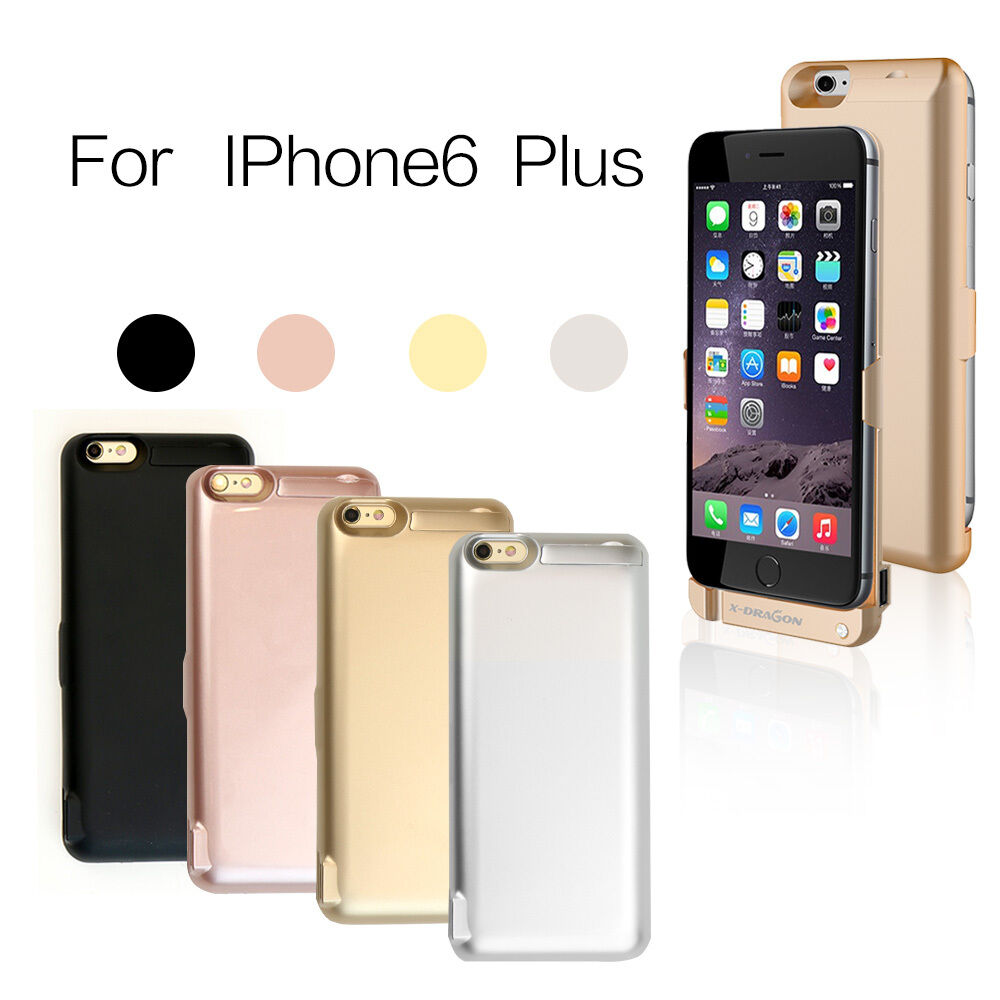 battery case for iphone 6 10000mah battery external power charger cover backup 16613