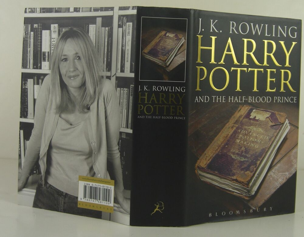 a review of harry potter and the half blood prince by jk rowling Harry potter and the half-blood prince (book 6) by j k rowling and a great selection of similar used, new and collectible books available now at abebookscom harry potter half blood prince by jk rowling - abebooks.