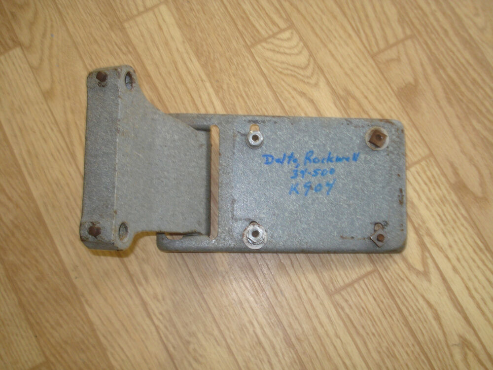 Delta Rockwell Motor Mount Bracket Tab 109 For 8 Quot Amp 9