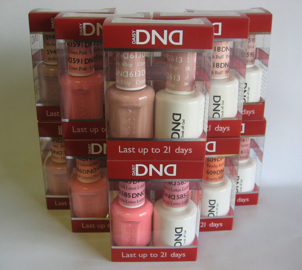 Daisy Gel Nail Polish - Nails Gallery