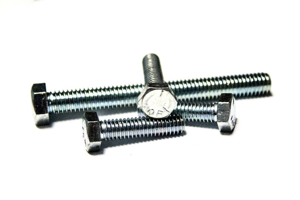 350 7 16 Quot 14x1 3 4 Quot Fully Threaded Hex Tap Bolts Grade