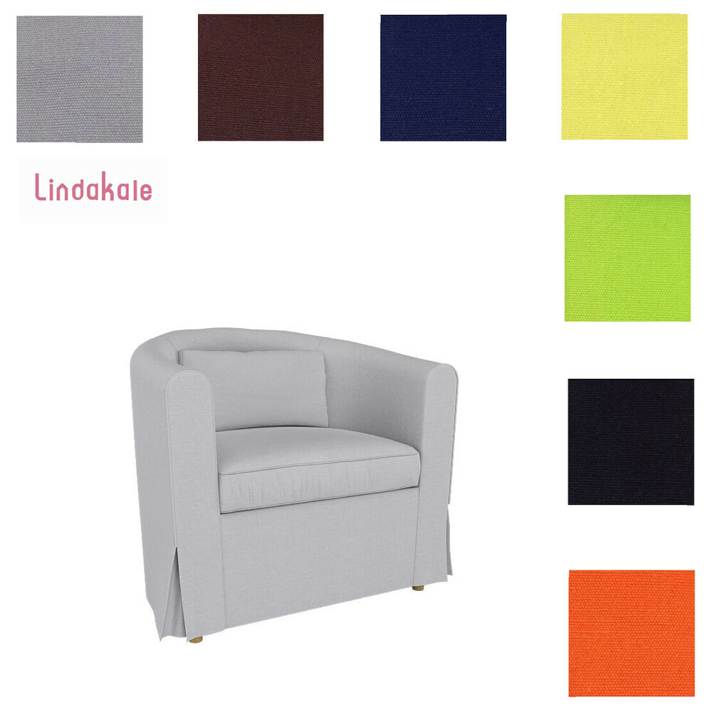 Custom Made Cover Fits IKEA Ektorp Tullsta Chair, Replace Chair Cover,  Slipcover | EBay