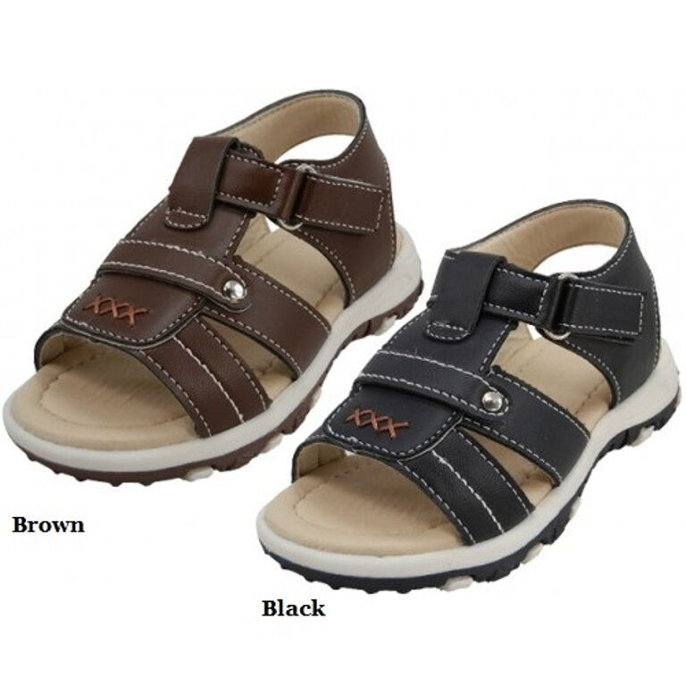 Black Casual Shoes For Toddlers