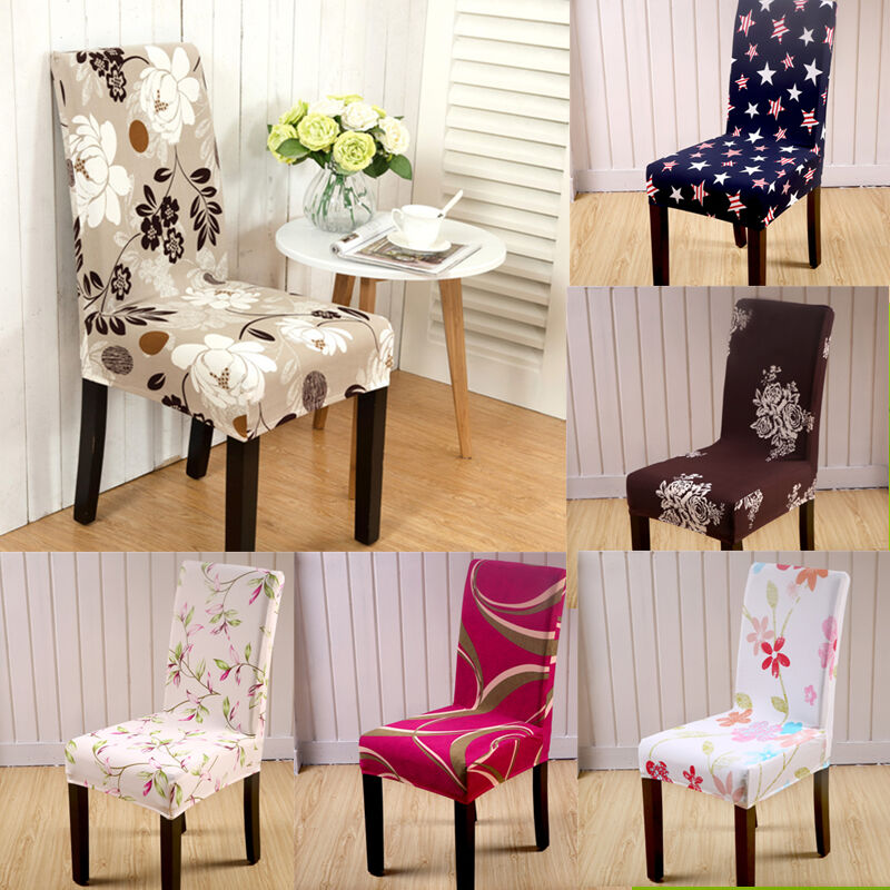 Soft Stretch Spandex Dining Room Wedding Banquet Chair