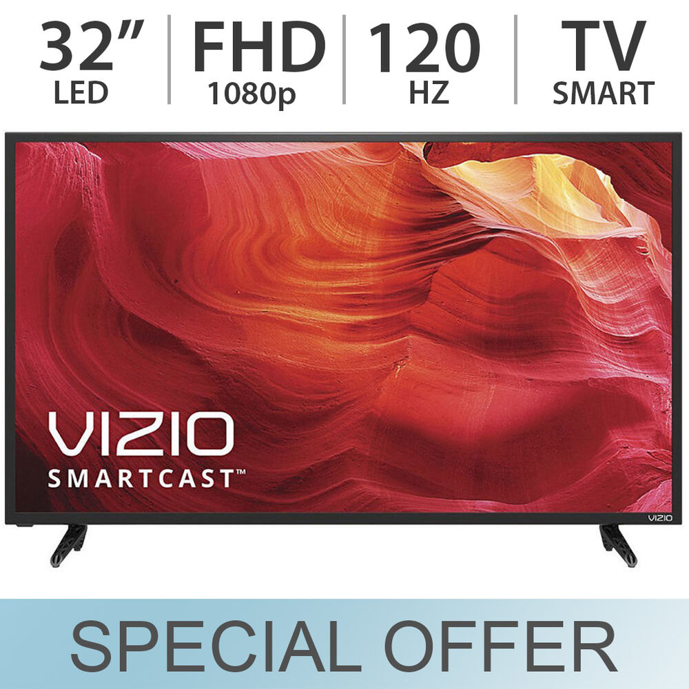 Vizio E Series 32 Quot Inch 1080p Full Hd Smart 120hz Led Lcd