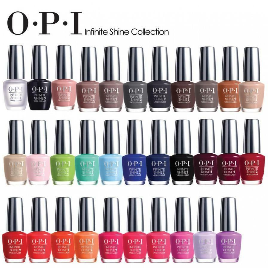 OPI Infinite Shine 2 Nail Polish Gel Effects Lacquer pick your shades PART 1 | eBay