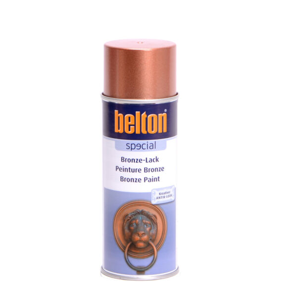 Belton Special Lackspray Bronze Lack Kupfer metallic 400ml K323154
