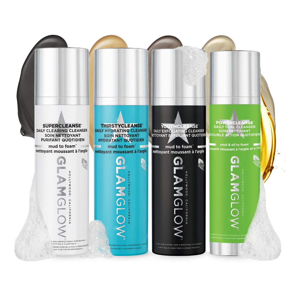 Glamglow Supercleanse Youthcleanse Powercleanse Thirstycleanse Supermud 50 Gr Choose Cleanser Ebay