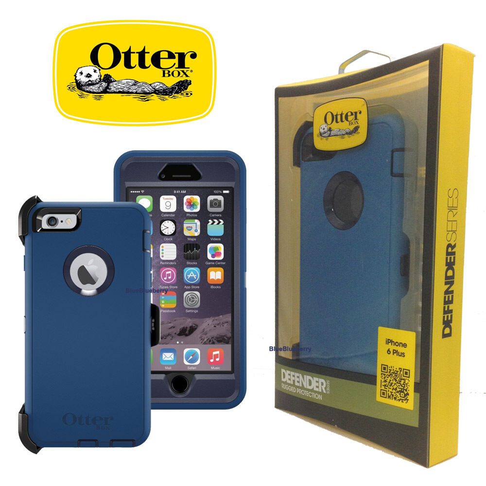iphone case brands brand new otterbox defender for iphone 6 plus ink 7365