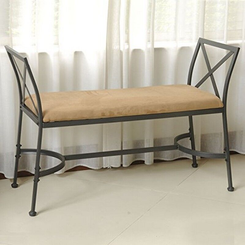 International Caravan 3414 Sb Foot Of Bed Bench With