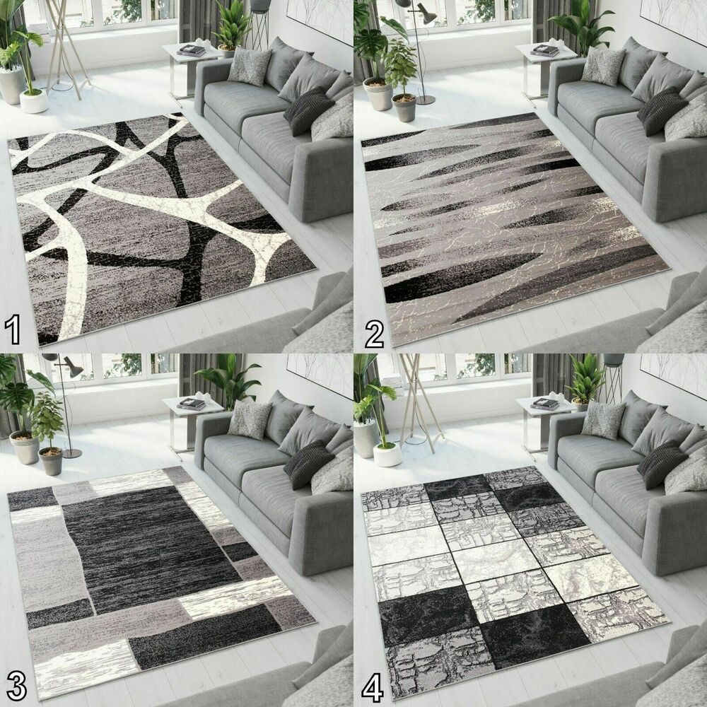 New beautiful modern rugs top design living room - Carpets for living room online india ...
