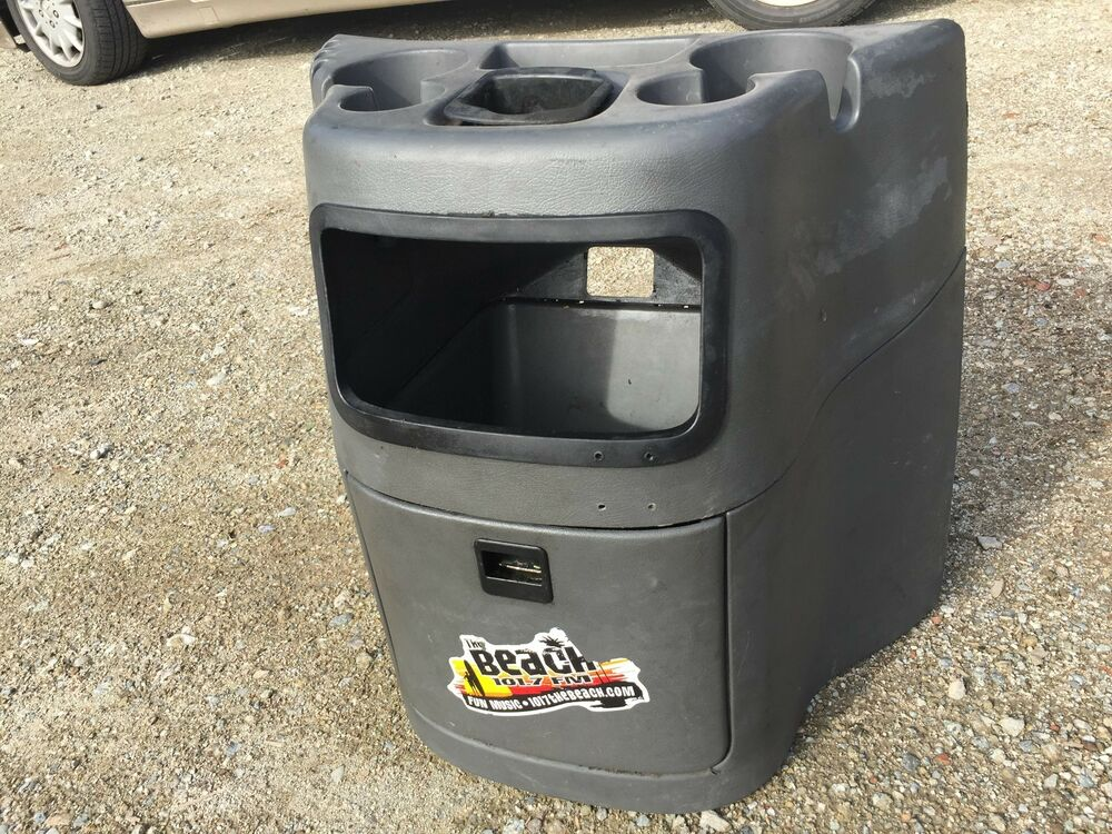 change   ford  console lid