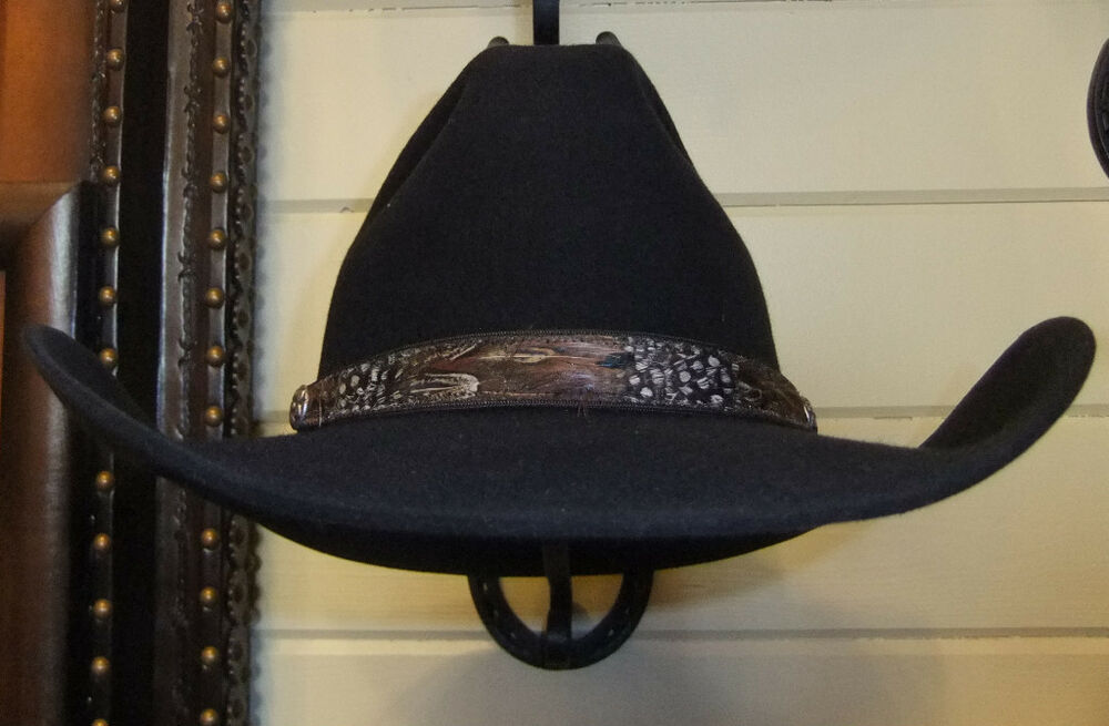 Details about Rand s Custom Hats  Back Country Cowboy Hat 8X Beaver 2d21ee93f795