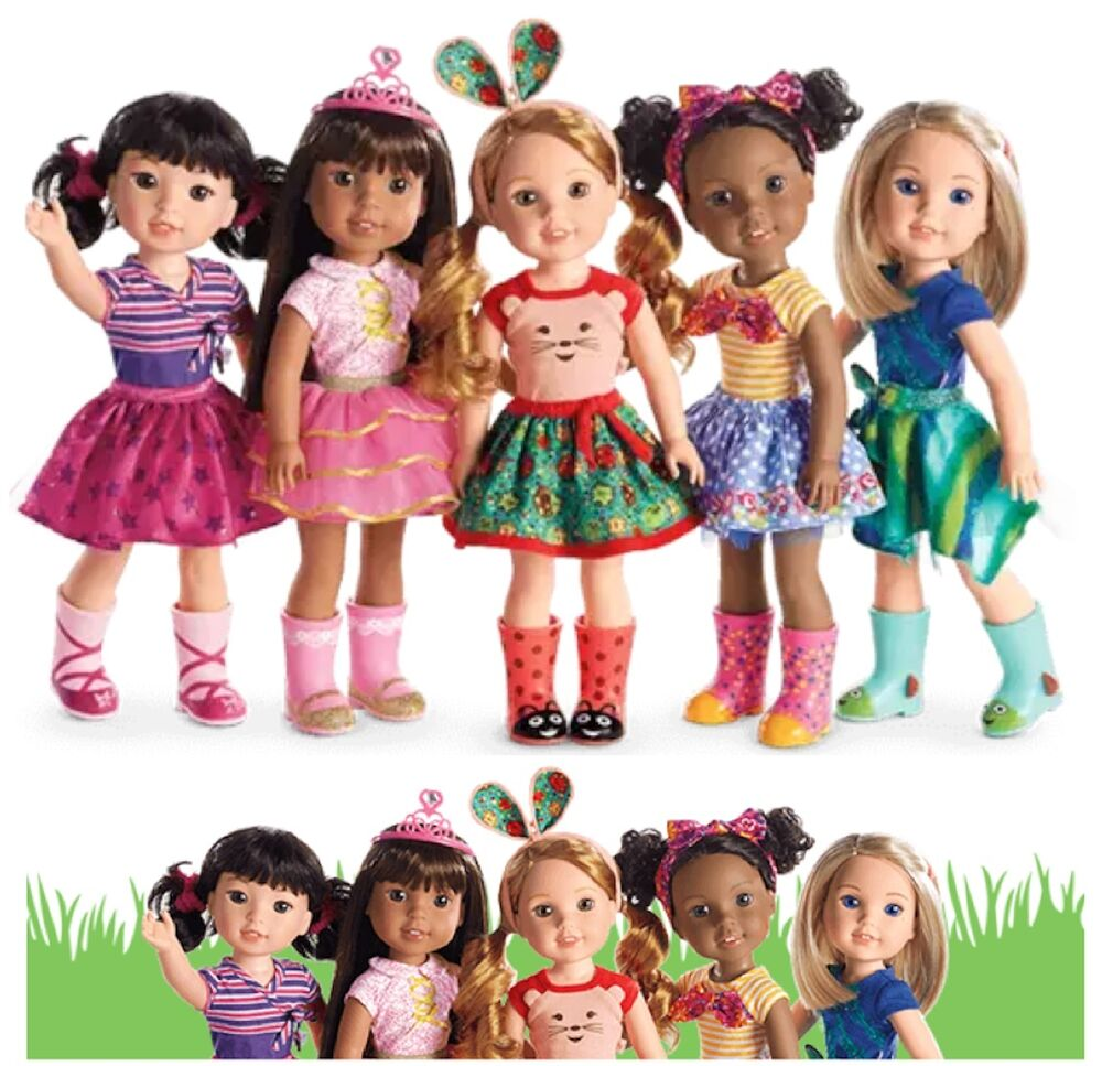 American Girl Shoes Sizes For Girls