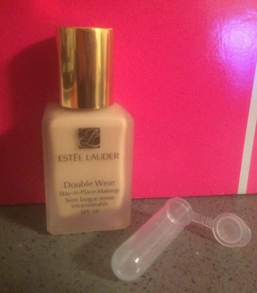 estee lauder foundation samples