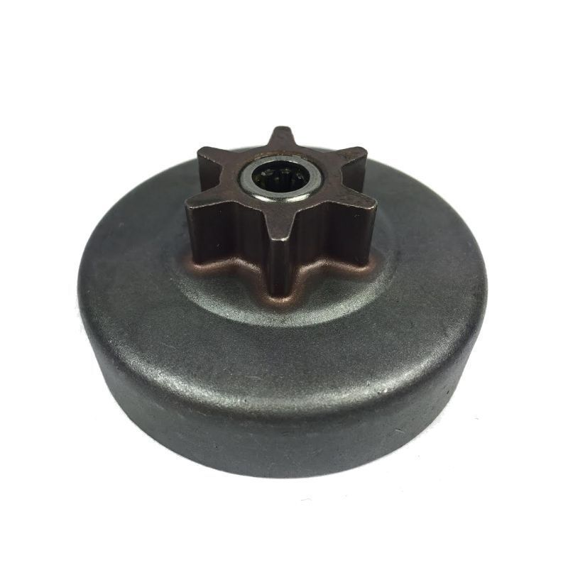 New oem sears poulan craftsman chainsaw sprocket clutch drum click thumbnails to enlarge keyboard keysfo Choice Image