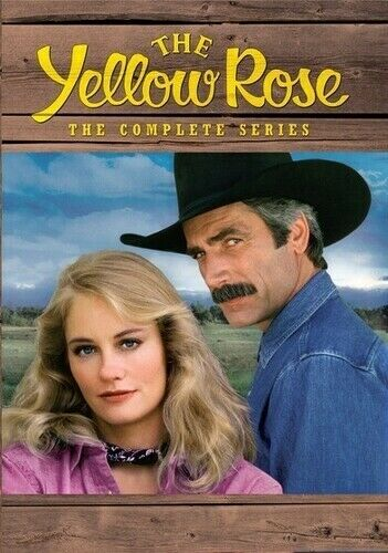 The Yellow Rose: The Complete Series [New DVD] Manufactured On Demand