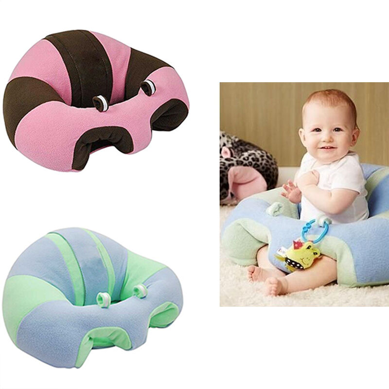 nursing pillow u shaped cuddle baby seat infant dining chair cushion pad pillow ebay. Black Bedroom Furniture Sets. Home Design Ideas
