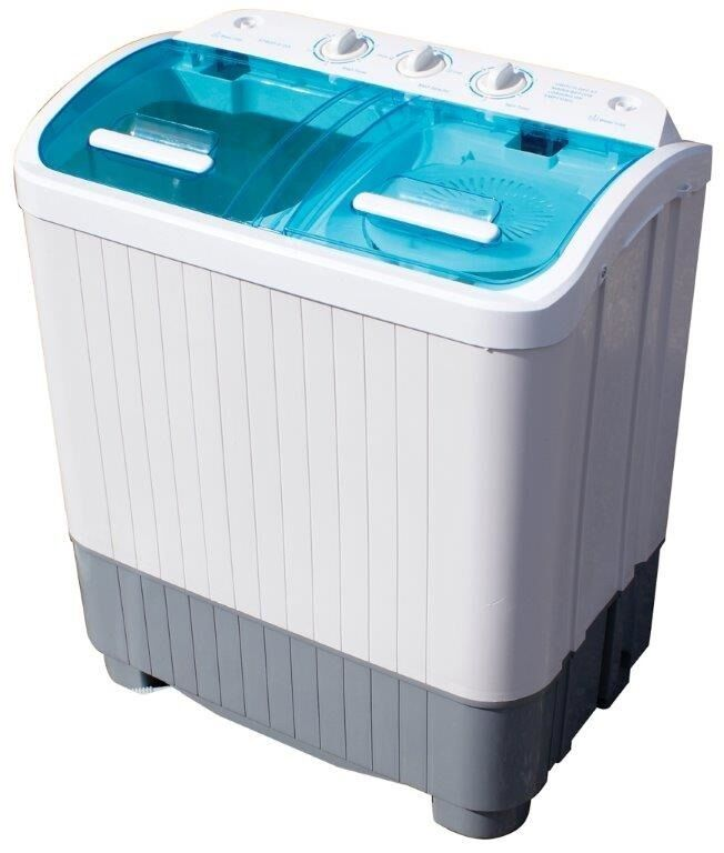 3 5kg Deluxe Twin Tub Portable Washing Machine Spin Dryer