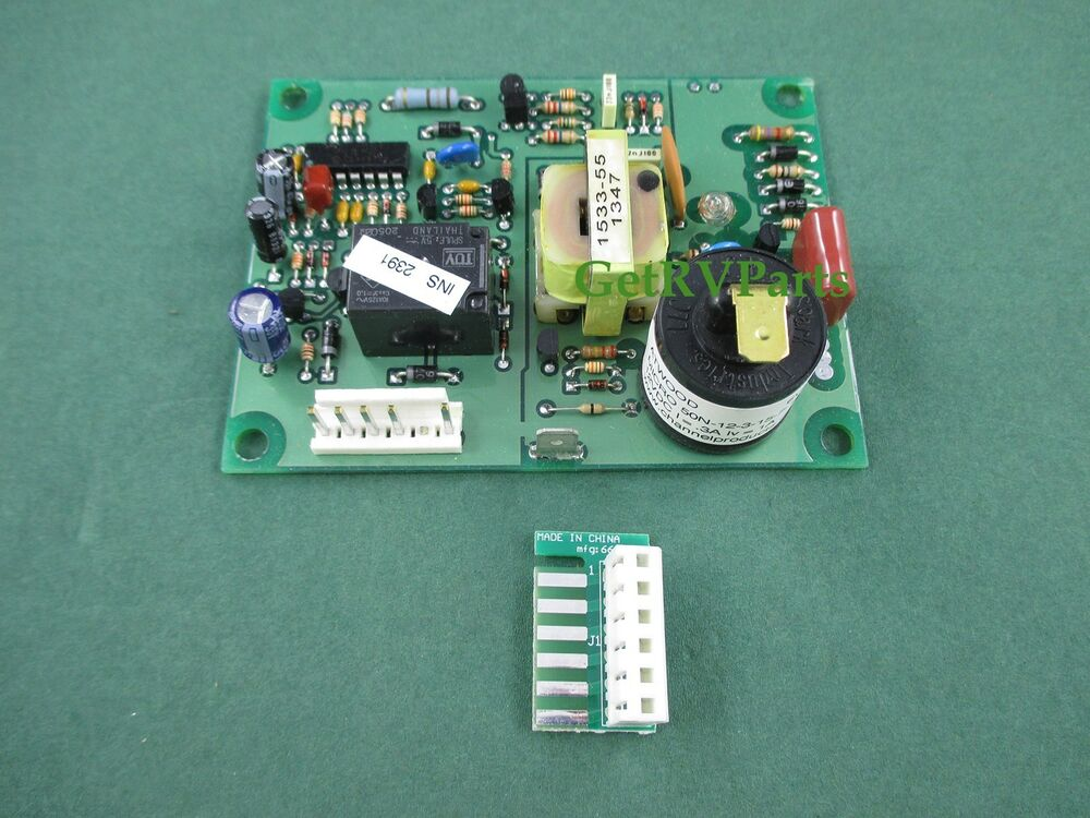 Atwood 34696 Rv Hydro Flame Furnace Pc Circuit Board Ebay