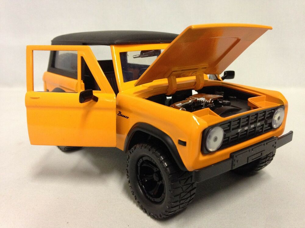 Popular Toys In 1973 : Ford bronco hard top collectible scale diecast