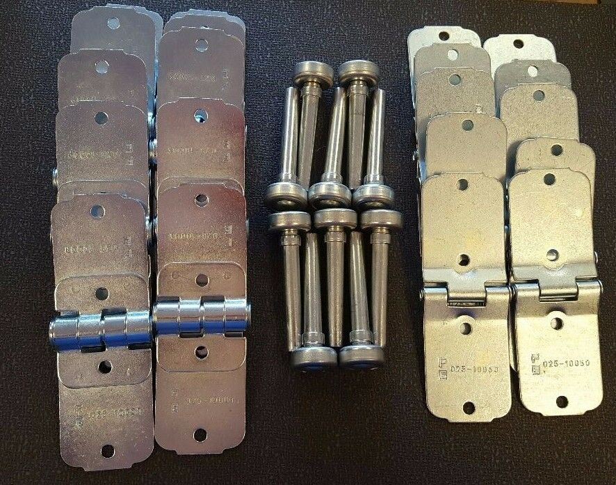 30 Piece Todco Style Box Truck Trailer Door Hinge And
