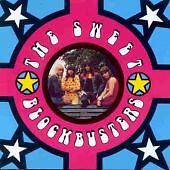 The Sweet - Blockbusters - CD - ( Best of / Collection / Hits / Singles /RCA )