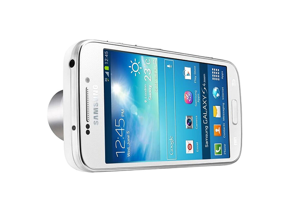 samsung galaxy s4 zoom sm c105 4 3 zoll 8gb android. Black Bedroom Furniture Sets. Home Design Ideas