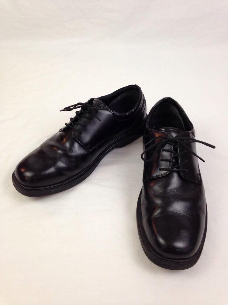 Nunn Bush Mens Dress Shoes 10.5 M Size Eddy Oxfords Black ...
