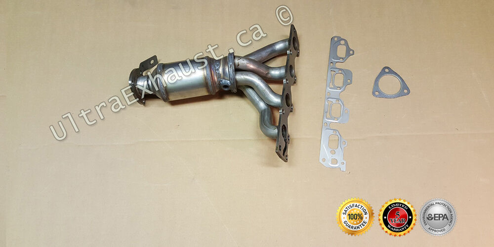 Direct Fit Catalytic Converter >> 2008-2010 CHEVROLET MALIBU 2.4L EXHAUST MANIFOLD CATALYTIC ...