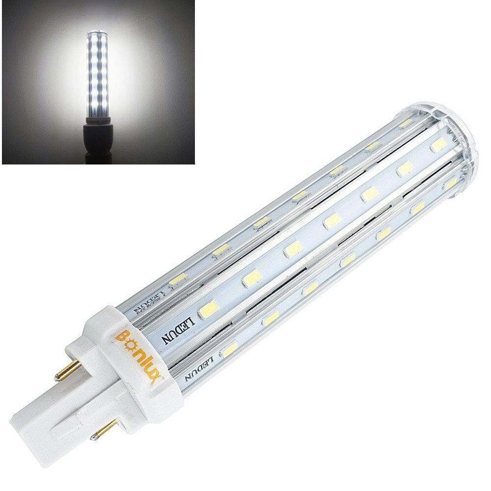 bonlux 13w g24 led pl retrofit lamp universal 21mm led plc lamp 26w equivalent ebay. Black Bedroom Furniture Sets. Home Design Ideas