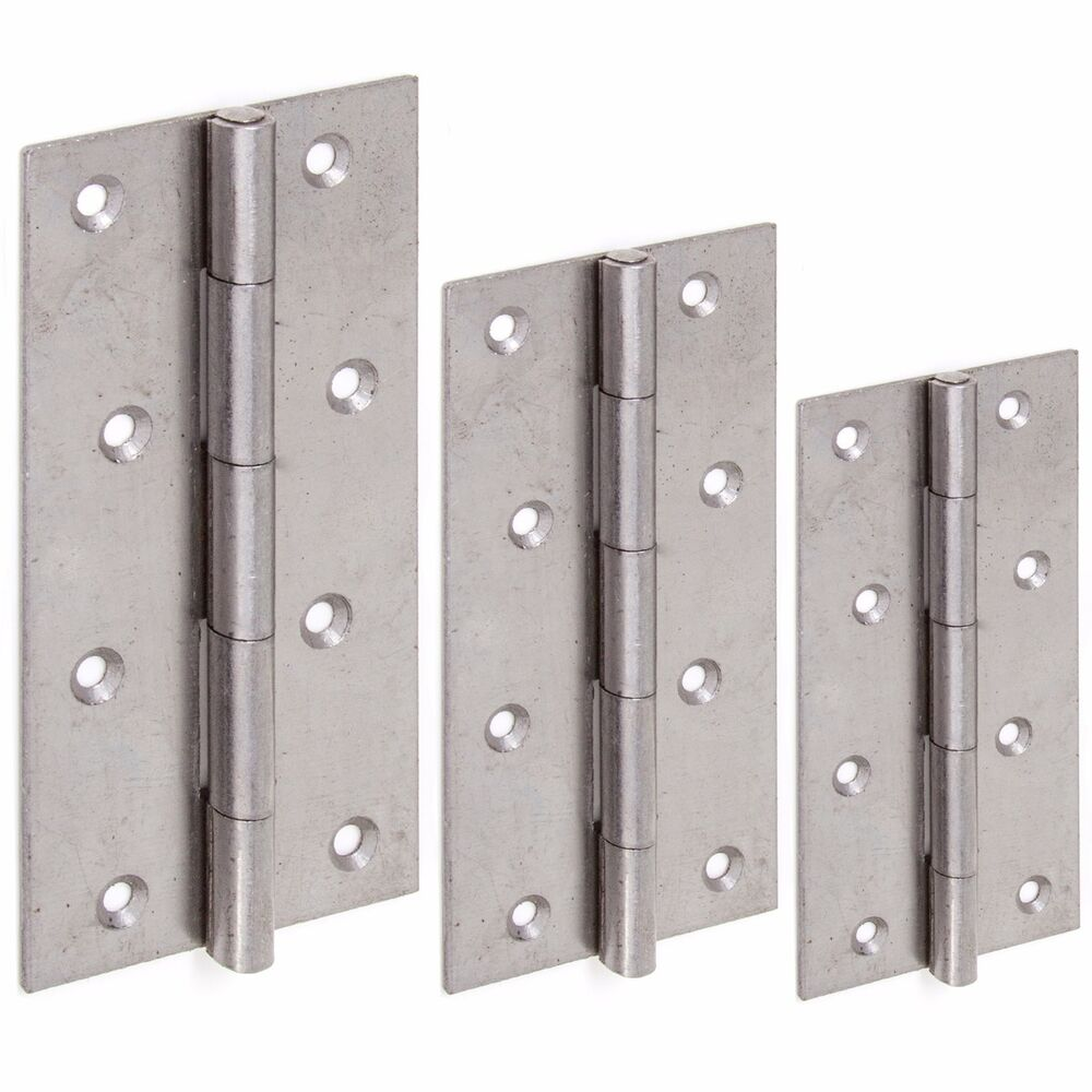 4 5 6 Quot Narrow Frame Fit Butt Hinges Heavy Duty Large Metal