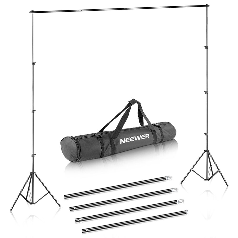 Neewer Background Support System 2 6m X 3m 8 5ft X 10ft