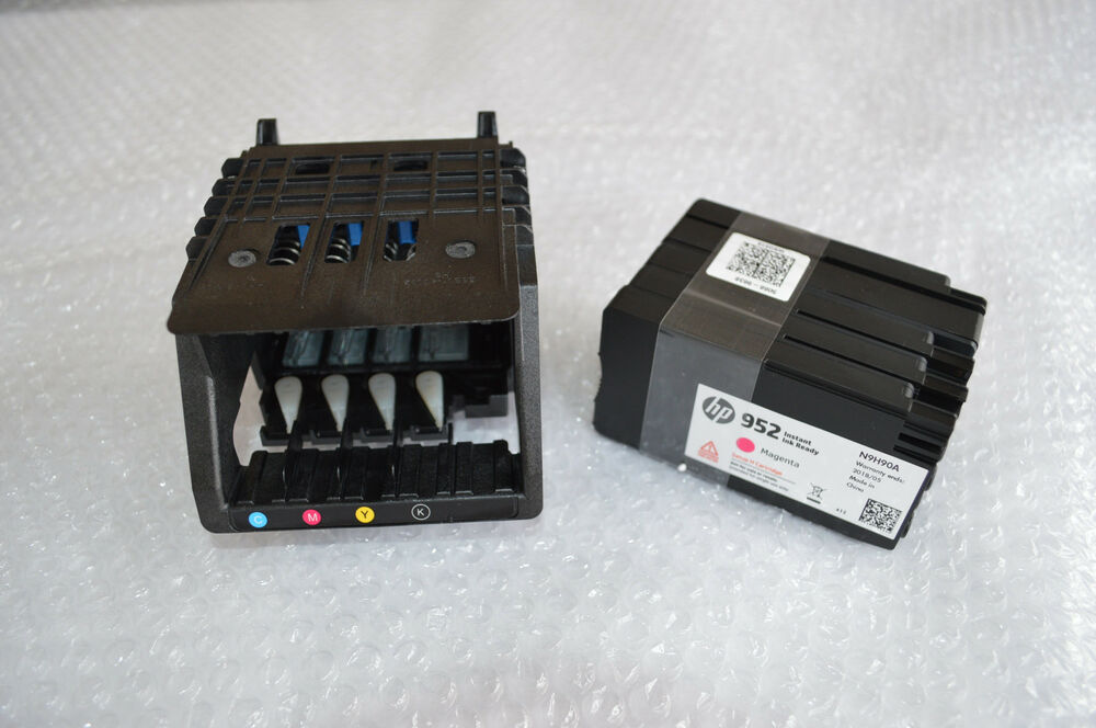New Genuine HP 952 Printhead Amp4 Setup Ink Set 7740 8210