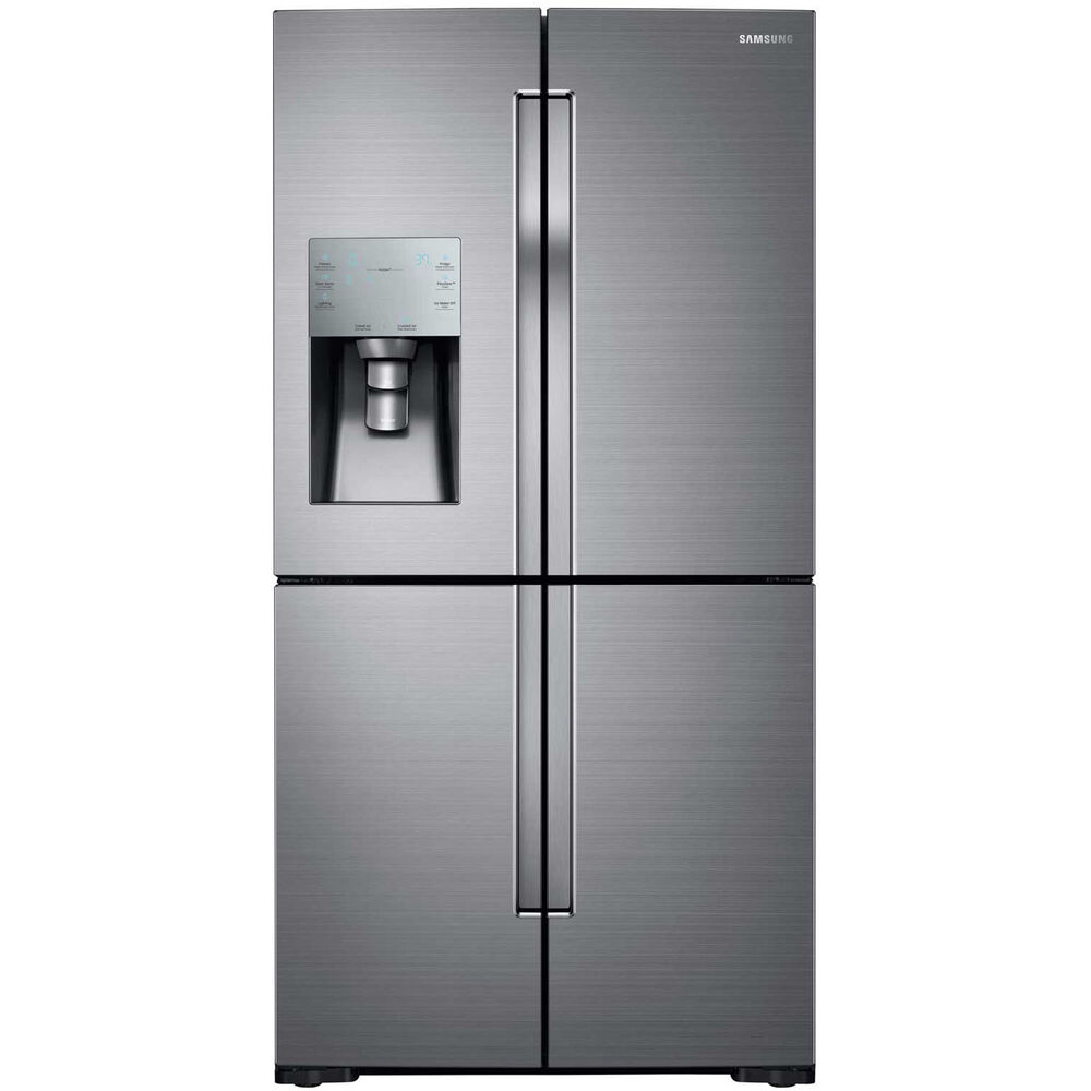 Samsung 28 Cf Stainless Steel French Door Refrigerator